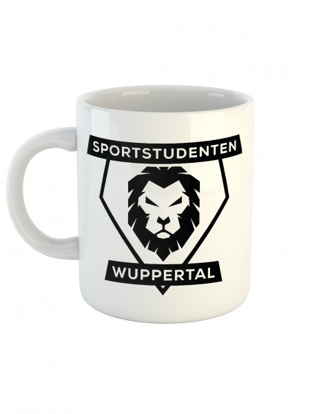 Sportstudenten Wuppertal Tasse