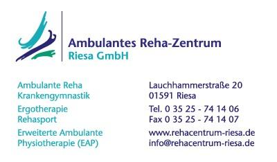 Visitenkarte Riesa Allgemein