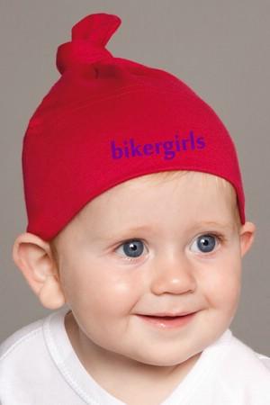 Bikergirls Baby Mütze