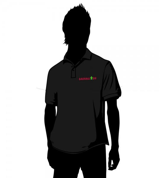 """Sausalitos"" Workwear Polo (bestickt)"