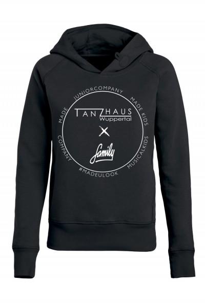 """TANZHAUS X FAMILY"" Girls Kapuzenpullover"