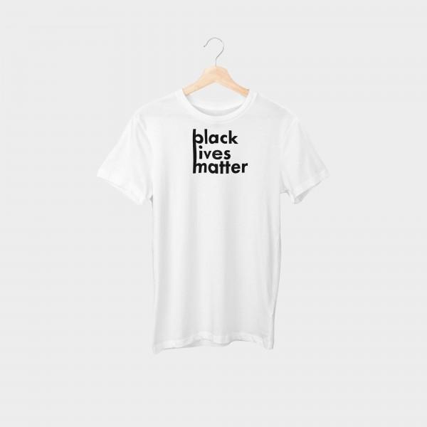 """blacklivesmatter"" Unisex Organic T-Shirt"