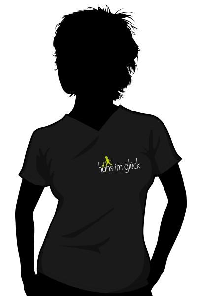 Kellnerinnen Shirt V-Neck Normal