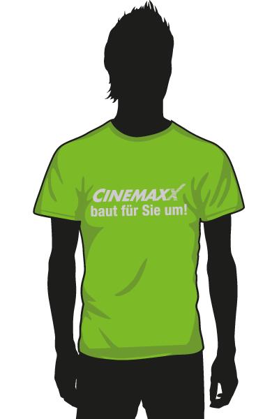 Umbau T-Shirt Herren