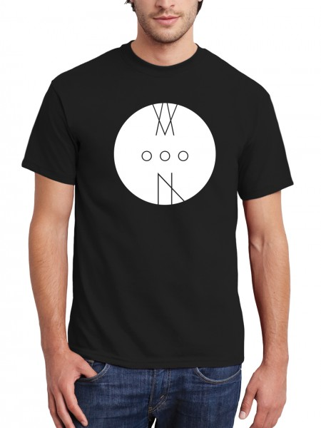 """""""MoooN"""" Herren T-Shirt"""