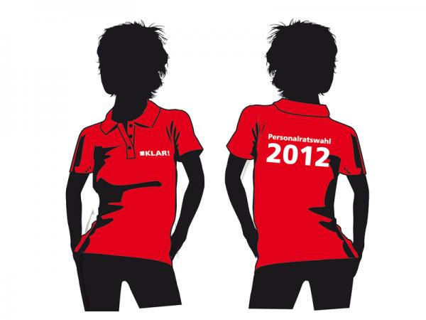 Damen Polo Hemd