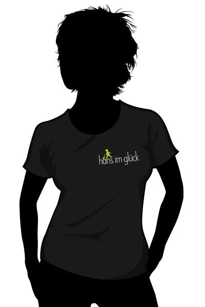 Kellnerinnen Shirt Rundhals Weiterer Ausschnitt
