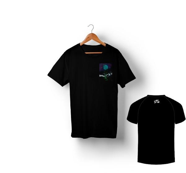 Brusttaschen Shirt 01 (mit Nackendruck)
