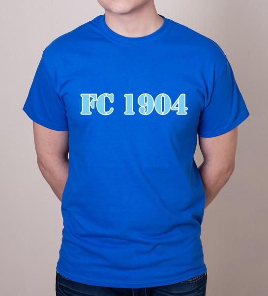 """""""FC 1904"""" Damen Shirt"""