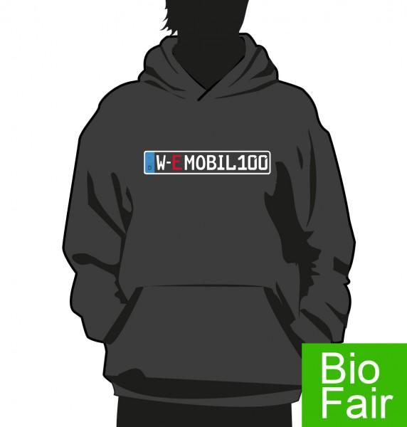 """""""E-Mobil"""" Bio Fair Herren Hoodie"""
