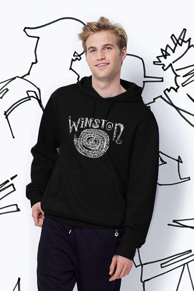 Winston Boys Hooded Sweatshirt