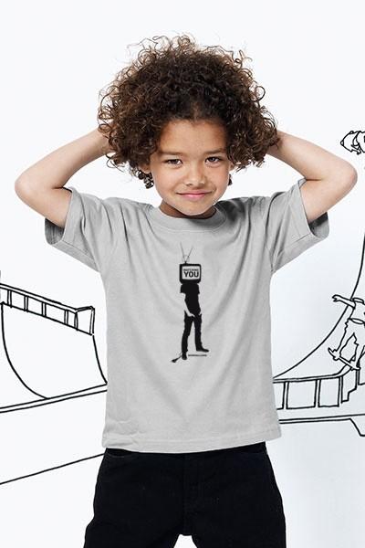 Eye'm Watching Kids T-Shirt