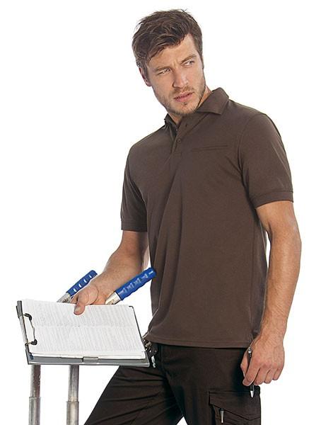 Workwear Blended Pocket Polo