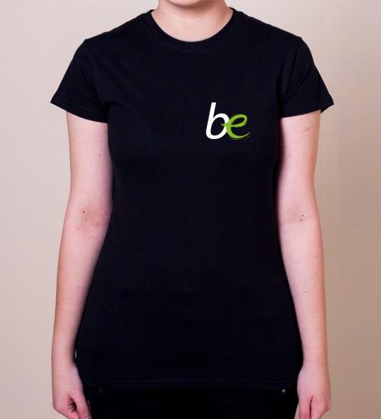 """""""BE"""" Damen T-Shirt"""